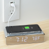 View Extra Image 5 of 5 of Keen Wireless Charging Desk Clock