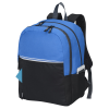 View Extra Image 1 of 5 of Ratio Laptop Backpack - Embroidered