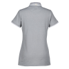 View Extra Image 1 of 2 of Roots73 Limestone Performance Blend Polo - Ladies'