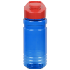 View Image 2 of 7 of Big Grip Bottle with Flip Carry Lid - 20 oz.