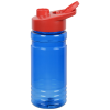 View Image 4 of 7 of Big Grip Bottle with Flip Carry Lid - 20 oz.