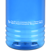 View Extra Image 3 of 3 of Big Grip Bottle with Oval Crest Lid - 20 oz.
