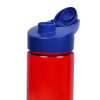 View Extra Image 1 of 3 of Twist Water Bottle with Flip Carry Lid - 24 oz.