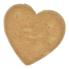 View Extra Image 1 of 2 of Shortbread Cookie - Full Color - Heart