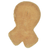 View Extra Image 1 of 2 of Shortbread Cookie - Full Color - Ribbon