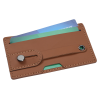 View Image 3 of 8 of Vienna RFID Phone Wallet with Finger Loop - 24 hr