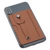 View Image 5 of 8 of Vienna RFID Phone Wallet with Finger Loop - 24 hr