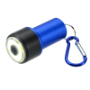 View Extra Image 2 of 3 of Falcon COB Flashlight with Carabiner
