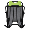 View Extra Image 3 of 4 of Koozie®  Backpack Cooler Chair - 24 hr