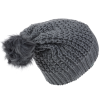 View Extra Image 1 of 2 of Top of The World Slouch Bunny Beanie