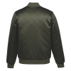 View Extra Image 2 of 2 of Aviator Satin Bomber Jacket - Men's