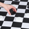 View Image 4 of 5 of Oversized Checkers Set