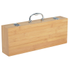 View Image 3 of 3 of Grill Master 5-Piece Bamboo BBQ Set