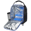 View Extra Image 2 of 3 of Arctic Zone Flip Down Lunch Cooler with Containers
