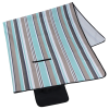 View Extra Image 1 of 2 of Oversized Striped Picnic & Beach Blanket