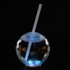 View Extra Image 3 of 5 of Ball Light-up Tumbler with Straw - 20 oz.