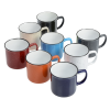 View Extra Image 1 of 1 of Cambria Speckled Coffee Mug - 12 oz.