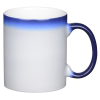 View Extra Image 1 of 2 of Color Changing Coffee Mug - 11 oz.