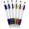 View Extra Image 4 of 6 of Starlight Light-Up Logo Stylus Twist Pen