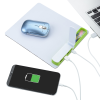View Image 3 of 5 of 3 Port USB Hub Mouse Pad