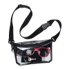 View Extra Image 1 of 1 of Morris Clear Convertible Waist Pack