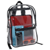 View Extra Image 1 of 2 of Morris Clear Backpack