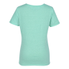View Extra Image 1 of 2 of Jerzees Snow Heather Jersey T-Shirt - Ladies' - Screen