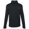 View Extra Image 1 of 2 of Eddie Bauer Heathered 1/4-Zip Sweater Fleece - Men's