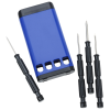 View Extra Image 1 of 3 of Route 4-Piece Screwdriver Set - 24 hr