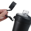 View Extra Image 3 of 3 of BlenderBottle Radian Bottle - 26 oz. - 24 hr