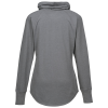 View Extra Image 1 of 2 of New Era Sueded Cotton Lightweight Cowl Neck Pullover - Ladies'