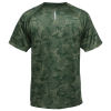 View Extra Image 1 of 2 of OGIO Endurance Pulsate Camo T-Shirt - Men's