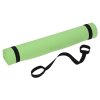 View Extra Image 1 of 5 of Debossed Yoga Mat with Strap