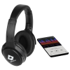 View Extra Image 2 of 5 of Harlow Light-Up Logo Bluetooth Headphones - 24 hr