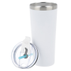 View Extra Image 3 of 7 of Colma Vacuum Tumbler with Straw - 22 oz. - 24 hr