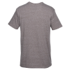 View Extra Image 1 of 2 of US Blanks Tri-Blend T-Shirt