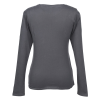 View Extra Image 1 of 1 of Econscious Organic Cotton LS T-Shirt - Ladies' - Colors
