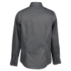 View Extra Image 1 of 2 of Crown Collection Stretch Broadcloth Slim Fit Shirt - Men's