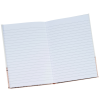 View Extra Image 3 of 3 of Metallic Beam Notebook