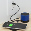 View Extra Image 1 of 6 of Cosmic Bluetooth Speaker with Wireless Charging Pad