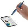 View Image 2 of 6 of Charleston Soft Touch Stylus Metal Pen