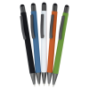 View Image 3 of 6 of Charleston Soft Touch Stylus Metal Pen