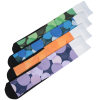 View Extra Image 1 of 2 of Unisex Patterned Socks - Circles