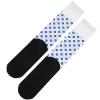 View Extra Image 1 of 2 of Unisex Patterned Socks - Argyle