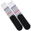 View Extra Image 1 of 1 of Unisex Patterned Socks - Stripes