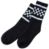 View Extra Image 1 of 1 of SOCCO Checker Crew Socks