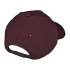 View Extra Image 1 of 3 of Yupoong Five Panel Wool Blend Cap