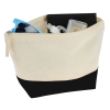 View Extra Image 1 of 2 of Charmed 5 oz. Cotton Travel Pouch - 24 hr