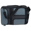 View Image 5 of 10 of Zoom Guardian Convertible Laptop Backpack - Embroidered