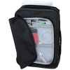 View Image 7 of 10 of Zoom Guardian Convertible Laptop Backpack - Embroidered